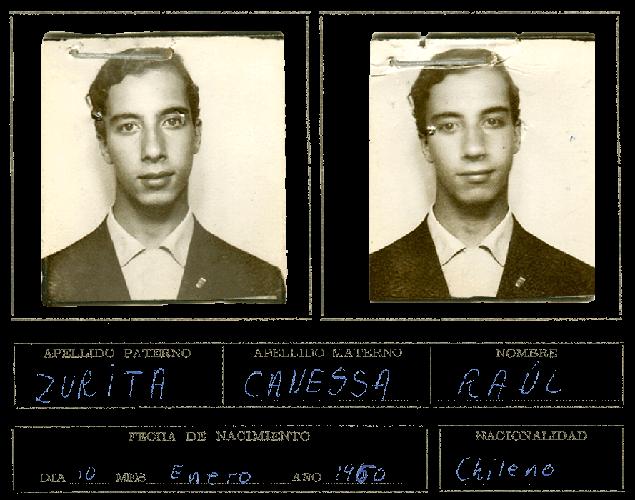 Raúl Zurita: Documentos públicos de la vida privada